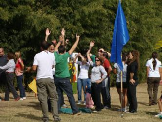 Aprendizaje vivencial Eventos recreativos