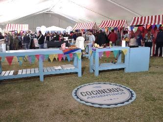 Kermesse Cocineros Argentinos Eventos recreativos